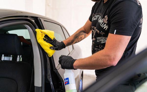 Dezinfekce vozu a klimatizace ozonem3