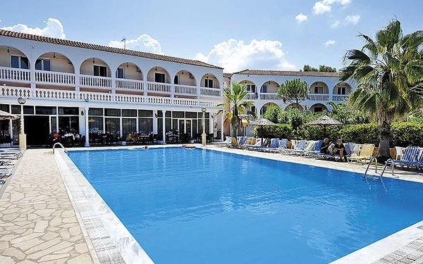 Hotel Angela Beach, Korfu, letecky, all inclusive2