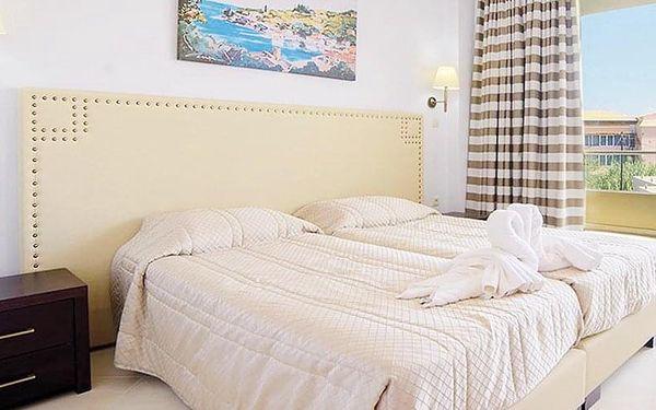 Hotel Angela Beach, Korfu, letecky, all inclusive4