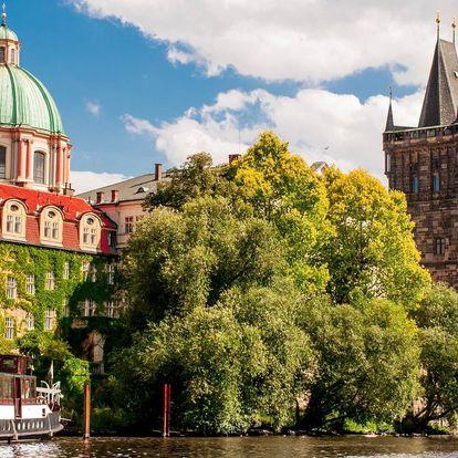 Dovolená v Praze: pohodový hotel se snídaněmi