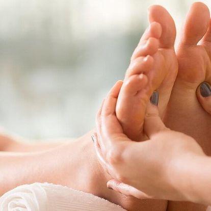 Dokonalé uvolnění: 40min. reflexní masáž nohou