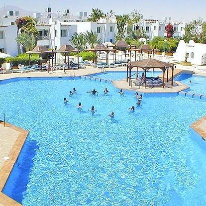 Egypt - Safaga letecky na 7-15 dnů, all inclusive
