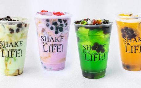 Osvěžující nápoj: bubble tea, džusy i ledová káva