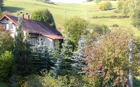 Liberecký kraj: Holiday house in Plavy (U Alese)