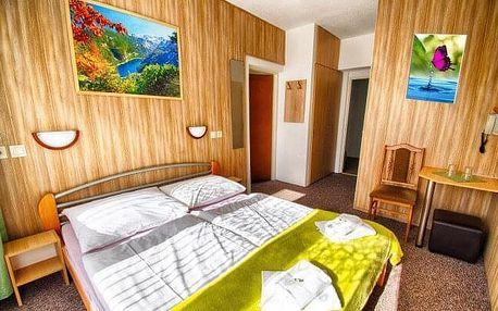 Belianské Tatry: Hotel Magura s dětským světem a slevami do aquaparku, wellness i na splav řeky + polopenze