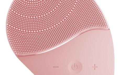 Concept SK9002 čistící sonický kartáček na obličej Sonivibe, champagne pink