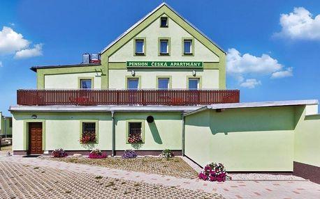 Krušné hory: Pension Česká
