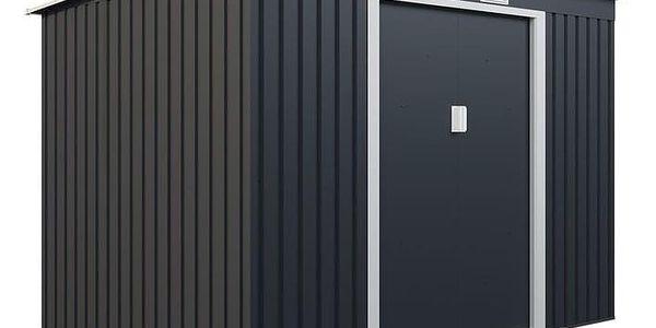 Zahradní domek ZEUS 2C 4,72 m² antracit IWH-102300074