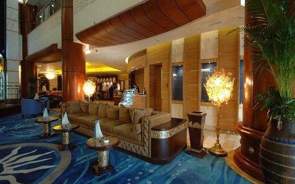 GRAND EXCELSIOR BUR DUBAI, Dubai, Spojené arabské emiráty, Dubai, letecky, bez stravy4