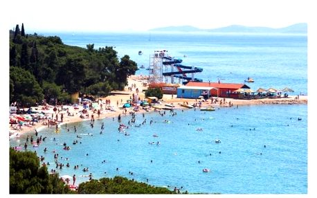 Chorvatsko - Biograd na Moru letecky na 7-15 dnů, polopenze