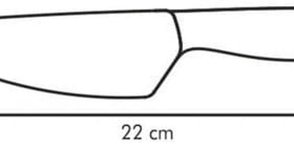 TESCOMA nůž s keramickou čepelí VITAMINO 12 cm2