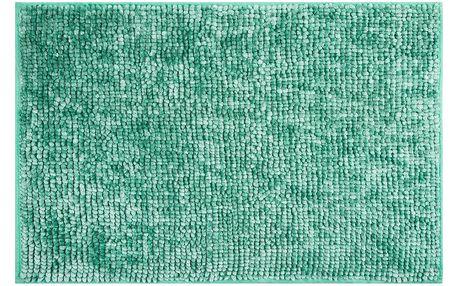 AmeliaHome Koupelnová předložka Bati tyrkysová, 60 x 90 cm
