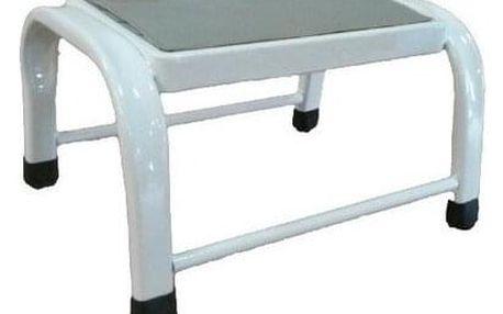 Ocelová stolička, 1 stupeň