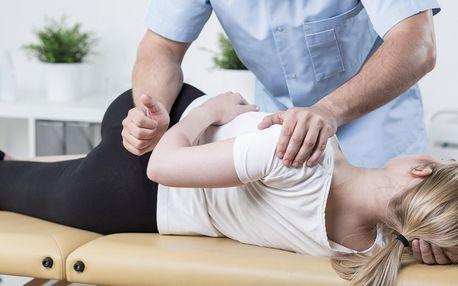 Terapie pohybového systému pro 1 osobu