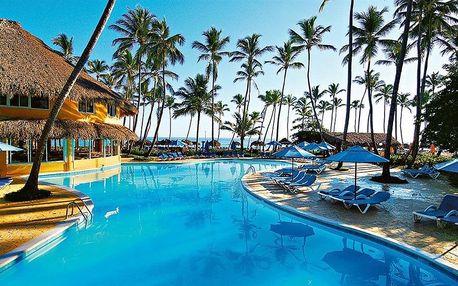 Dominikánská republika - Punta Cana letecky na 9-16 dnů, all inclusive
