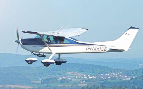 Pilotem Sky Lane na zkoušku na 20 až 60 minut