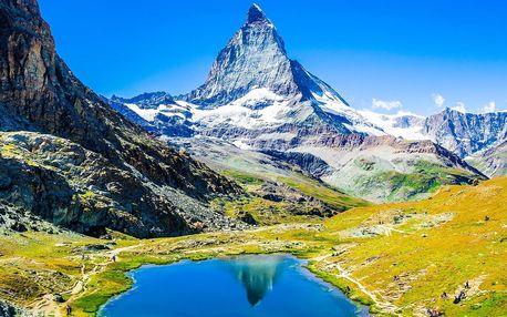 Švýcarsko za 6 dní: Ženevské jezero, Alpy i Nestlé