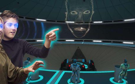 Únikové VR hry: dobrodružné sci-fi nebo děsivý horor pro 2-4 osoby