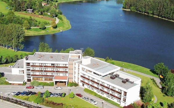 Hotel Adamantino***- Luhačovice s plnou penzí a wellness