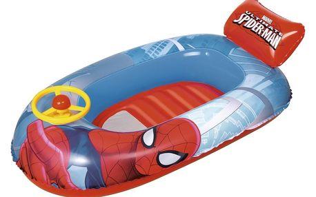 Bestway Nafukovací malý člun Spiderman, 112 x 70 cm