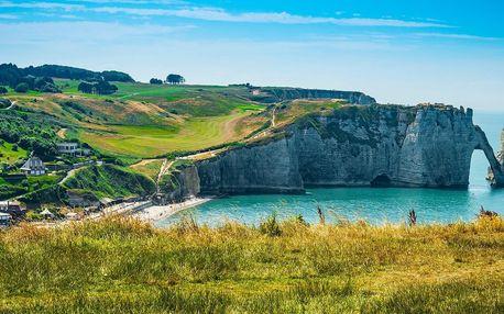 Normandie a Bretaň: osmidenní zájezd s ubytováním