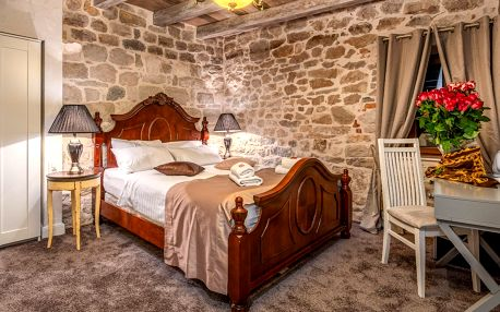 Luxusní pobyt v centru Splitu se snídaní