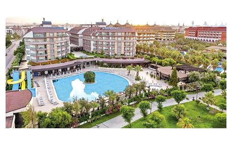Turecko - Side - Manavgat letecky na 7-15 dnů, all inclusive