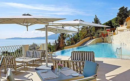 Řecko - Korfu letecky na 7-15 dnů, snídaně v ceně