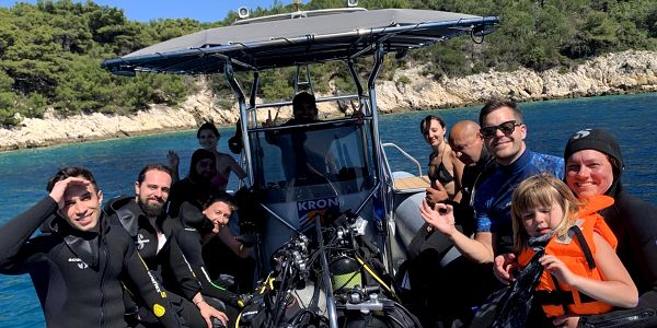 Kurz potápění OWD Economy pro 2 osoby4