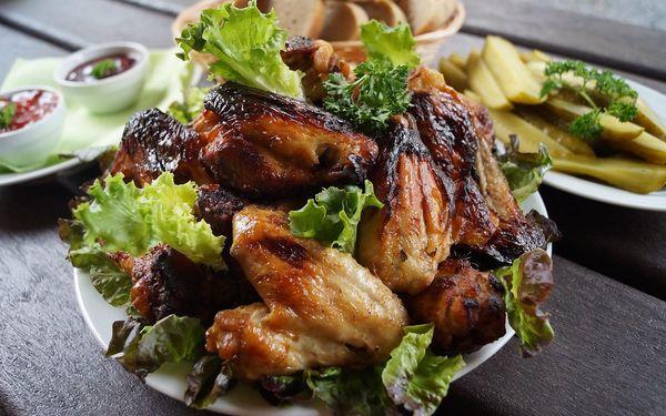 Pečená kuřecí křídla (1,5 kg)3