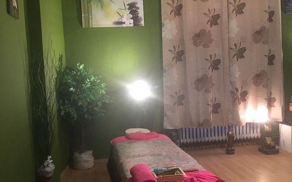 Balíček celkové relaxace s masáží (90 minut)5