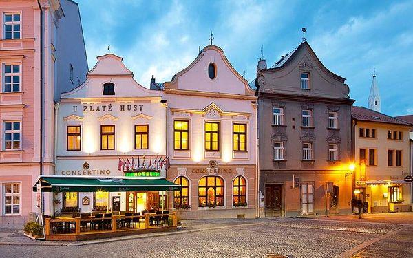 Rodinná dovolená v jižních Čechách