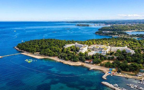 1denní koupání u moře na Istrii vč. dopravy