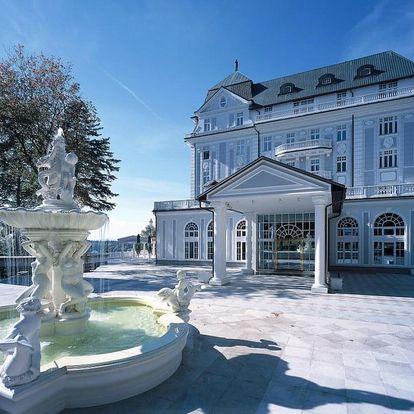 Luxusní wellness pobyt v 5* resortu v Mariánkách - dlouhá platnost poukazu