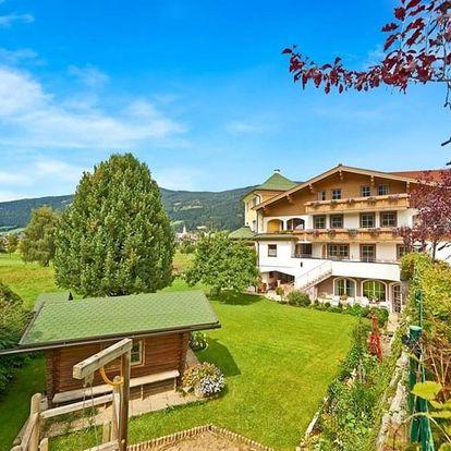Luxusní wellness pobyt v rakouských Alpách 4 dny / 3 noci, 2 osoby, snídaně