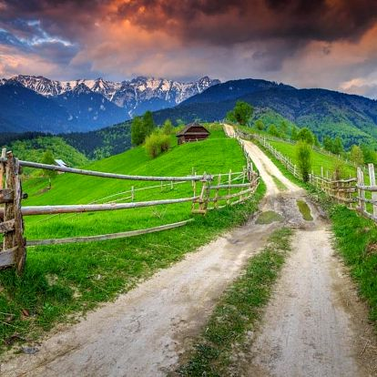 Alpy v zimě i v létě: skvělé zážitky a wellness 4 dny / 3 noci, 2 osoby, snídaně