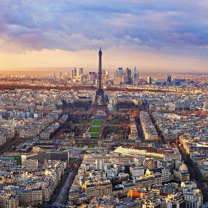 Romantický pobyt v útulném pařížském hotelu a HappyTime u klavíru 4 dny / 3 noci, 2 os., snídaně
