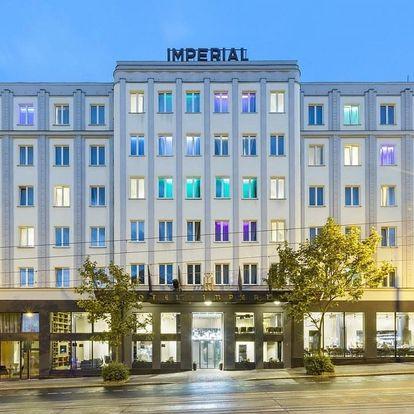 Romantický pobyt v designovém hotelu v Liberci s POLOPENZÍ 4 dny / 3 noci, 2 os., polopenze