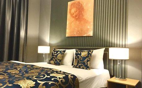 Relaxace v designovém hotelu v Mariánkách včetně privátního wellness, procedur a POLOPENZE 4 dny / 3 noci, 2 os., polopenze