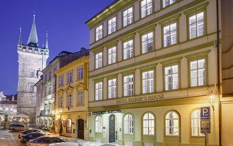 Romantický pobyt v luxusním hotelu u Karlova mostu 4 dny / 3 noci, 2 osoby, snídaně