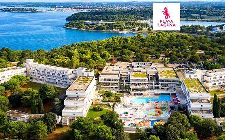 Chorvatsko, Istrie | Hotel Delfin – Poreč Zelena Laguna** 50 m od moře | Dítě zdarma | Bazén