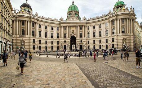 Vídeň: TOP poloha u zámku Belvedere a fantastická cena 4 dny / 3 noci, 2 os., snídaně