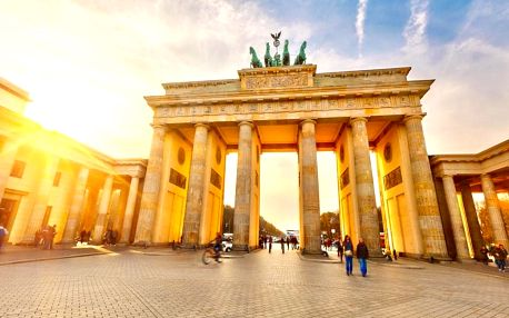 Skvělý wellness v Berlíně se spa, saunovým světem a fitness 4 dny / 3 noci, 2 os., snídaně