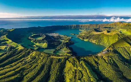 Portugalsko - Azory letecky na 9 dnů, strava dle programu