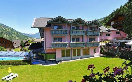 Aktivní dovolená v rakouských Alpách s neomezeným wellness a relaxací 4 dny / 3 noci, 2 os., snídaně