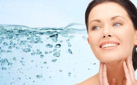 Hydrodermabraze: čištění, peeling a hydratace pleti