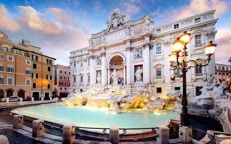 Itálie autobusem na 7 dnů, polopenze