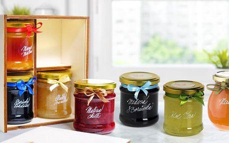 Marmelády s příběhem: poctivé džemy plné ovoce