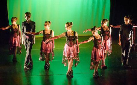 Měsíční kurz irského tance pro začátečníky