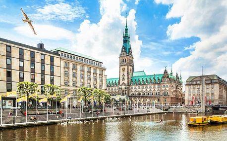 Zažijte zimní kouzlo v kulturním a hudebním městě Hamburk 4 dny / 3 noci, 2 os., snídaně